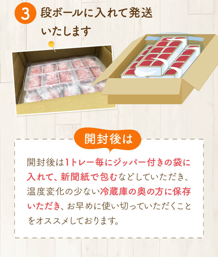 商品発送イメージ2